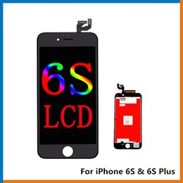 Best Lcd Glasses Australia - Grade A+++ No Dead Pixel For iPhone 6S LCD Glass Touch Panel Digitizer Assembly For iPhone 6S Plus Screen, The Best Copy LCD!!!