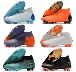 $enCountryForm.capitalKeyWord Australia - High New Tops Soccer Cleats Socks Acc Mercurial Superfly Vi 360 Elite Fg Football Boots Cr7 Cristiano Ronaldo Neymar Jr Soccer Shoes