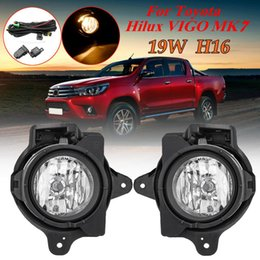 shop light hilux uk light hilux free delivery to uk dhgate uk1 pair 12v h16 car fog light assembly lamp with harness relay for toyota for hilux vigo mk7 2012 2013 2014 2015 2016