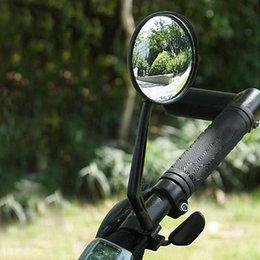Neue Sport Fahrrad Rennrad Lenker Glas Rückspiegel Reflektierende Sicherheit Konvexen Rückspiegel Radfahren Zubehör im Angebot