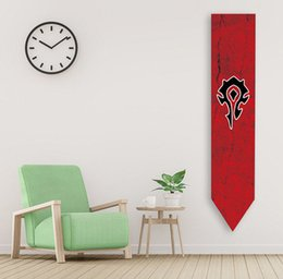 $enCountryForm.capitalKeyWord Australia - Game Flag 7 Designs Tribe Flags Monster Totems Flag Hanging Pennant Retro Banner Props 2 Pieces ePakcet