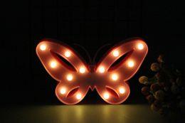 $enCountryForm.capitalKeyWord Australia - Night Pink LED Marquee Light Night Light Wall Lamp Party Home Christmas Room Decor Light Up Kid Gifts