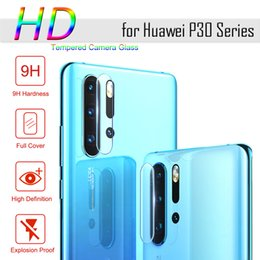 chinese hd pro camera NZ - Glass for Huawei P30 Pro Tempered Camera Glass Protective Lens Glass Film HD Tempered Camera Protector for Huawei P30 Pro Film