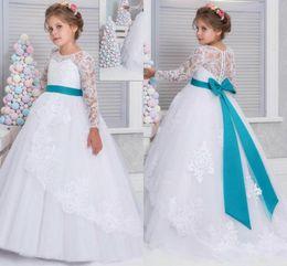 $enCountryForm.capitalKeyWord Australia - Lovely Baby Girls Tulle Skirts Princess Tutu Ball Gown Flower Girl Party Dresses For Skirt Wedding Cheap Children's Long Skirts