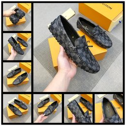 $enCountryForm.capitalKeyWord Australia - 2020 High Quality Men Formal Business Brogue Shoes Luxury Men's Crocodile Dress Shoes Male Casual Genuine Leather Wedding Party Loafers