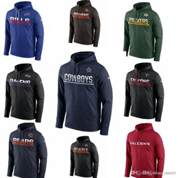 $enCountryForm.capitalKeyWord Australia - Cotton Hot sale NEW 2019 Men Circuit Performance Pullover Hoodie Cardinals Falcons Ravens Bills Panthers Bears