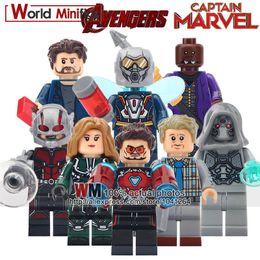 $enCountryForm.capitalKeyWord Australia - 10LOTS OFSuper Heroes Antman Wasp Baron Zemo Erik Selvig Iron Man Bricks Building Blocks Action Figures Model Children Gift Toys