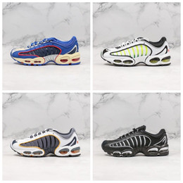 Wholesale max men for sale – custom 2019 new Sup Tailwind mens Running Shoes University BLUE Hyper Cobalt Black Air Cushion sports MAX IV Designer Sneakers size