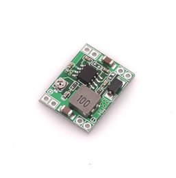 Size Power Supply UK - Freeshipping 100PCS MP1584EN Ultra-small size DC-DC step-down power supply module 3A adjustable step-down module super LM2596