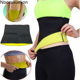 72db87f24b S-3XL Women Shaper Neoprene Abdominal Slimming Belt Sweat Sauna Neoprene  Body Shaper Belt Hot Shapers Waist Trainer Corset