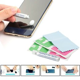 Wholesale 1ml Nano Liquid Screen Film Invisible Dustproof Anti Glare Scratchproof Ultra Thin Touch D Film Nano Liquid Screen Protector For iPhone X X