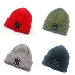 e837a377ace347 Soccer beanie hatS online shopping - Three Dimensional Embroidery Beanie  Autumn And Winter Keep Warm Fashion