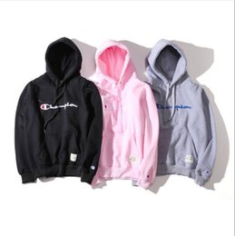 e9cdda6cb28 Discount branded hoodies - Mens Hoodies Sweatshirts With Letters Luxury  Designer Hoodie Brand Pullover Coats Wholesale