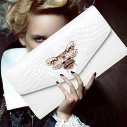 $enCountryForm.capitalKeyWord Australia - Women Alligator Clutch Bags Chains party Evening Bags Fashion Luxury Lady Handbags Brand Purse Shoulder Tote Bag Female New Style