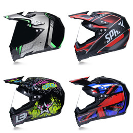 Dot Half Helmets Face Australia - NEW Motorcycle Helmet MTV MX ATV DH Top capacete mens moto helmet top quality capacete motocross off road motocross helmet DOT