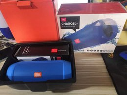 Fábrica JBL CHARGE 2 + Subwoofer Bluetooth Speaker Sem Fio Bluetooth Charge2 + subwoofer carro Estéreo Alto-falantes Portáteis com Varejo BoX 013 on Sale