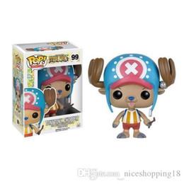 $enCountryForm.capitalKeyWord NZ - LOW price Funko POP One Piece - TONYTONY CHOPPER Vinyl Action Figure With Box #233 Popular Toy Gift Good Quality