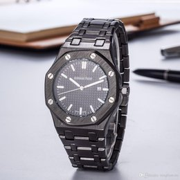 $enCountryForm.capitalKeyWord Australia - 2019 upgraded new royal oak watch!Men's high-quality luxury stainless steel auto date royal luxury watch free delivery orologio montres