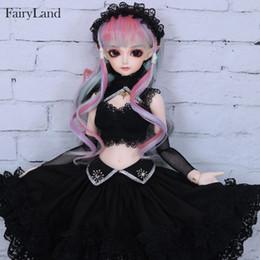 Best Gift For Xmas Australia - BJD SD Doll Fairyland Minifee Eliya 1 4 High Quality Silicone Resin Birthday Xmas Best Gifts Toys For Girls FL