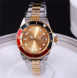 $enCountryForm.capitalKeyWord Australia - 2019 reloj hombre tag brand wristwatch mens designer watches automatic watch men day date fashion luxury bracelet full gold and silver clock