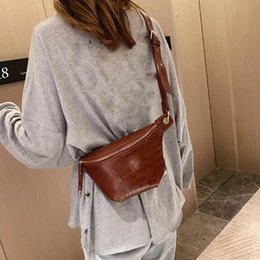 coffee bag purses Australia - Stone Pattern Retro PU Leather Crossbody Bags For Women 2019 Small Shoulder Messenger Bag Lady Phone Handbags and Purses