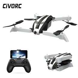 $enCountryForm.capitalKeyWord Australia - Folding Mini-UAV High Definition Aerial Clap Gesture Remote Control Aircraft Toy Aircraft Model