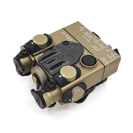 $enCountryForm.capitalKeyWord Australia - Tactical DBAL-A2 AN PEQ-15A IR (Infrared) with Red Laser Come with Reomote Switch Hunting Rifle IR illuminator