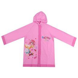 $enCountryForm.capitalKeyWord Australia - VILEAD Cute Cartoon Outdoor Children Boy Girl Rain Coat Kids PVC Poncho Jacket Windproof Waterproof Rainwear Suit for Children