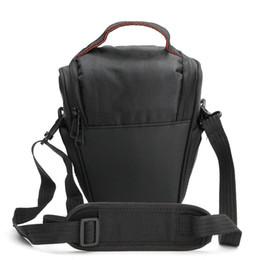 Multi Camera Bags Australia - Digital Camera Black Gym Bags DSLR Camera Cover Protector Waist Case Travel Shoulder Bag Multi-functional Soft Bag 20 #965779