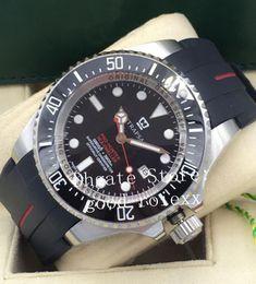 Wholesale pro hunter for sale – custom Top Men s Automatic Watches Mens Mechanical Watch Baselworld Rubber B Strap Sea Pro Hunter Men Steel Dweller Wristwatches