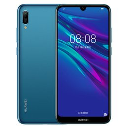 """Original Huawei Enjoy 9e 4G LTE Cell Phone 3GB RAM 64GB ROM Helio P35 Octa Core Android 6.088"""" Full Screen 13MP Face ID Smart Mobile Phone on Sale"""