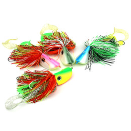 $enCountryForm.capitalKeyWord NZ - HENGJIA Multi-colors 150G Lead Octopus Head Jigs Fishing Lure Baits Rubber Skirts and Soft Lure Tail with 3D Simulation Eyes