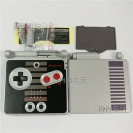 Housing Australia - Grey For Limited Edition Housing Shell Pack for Gameboy Advance Sp GBA SP Housing Shell Case WITHOUT GLASS