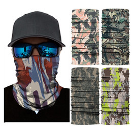 $enCountryForm.capitalKeyWord Australia - Free Shipping Motocross camouflage Hunting Wargame Breathing Dustproof Face Balaclava Mask Motorcycle Tube Scarf Skiing Cycling Half Face