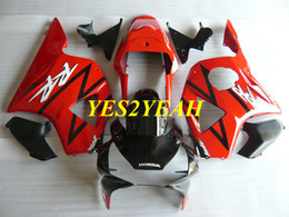cbr 954 bodywork UK - Injection Fairing body kit for Honda CBR900RR 954 02 03 CBR 900RR CBR900 RR 2002 2003 Hot red black Fairings bodywork+Gifts HC43