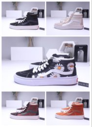 $enCountryForm.capitalKeyWord NZ - Hot sale VAULT OG SK8-HI LX gym Casual shoe Original shoes female shoes male High-top skateboard shoes Low Cut sneakers Old School size: 36