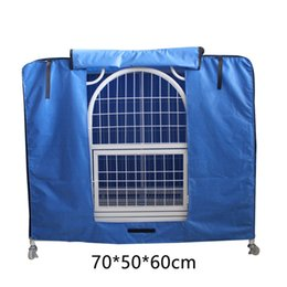 dog cages crates Australia - Crate Outdoor Roller Windsheild Foldable Universal Dog Cage Cover Pet Supplies Waterproof Anti Dust Breathable Kennel Washable