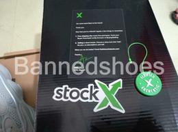 $enCountryForm.capitalKeyWord Australia - 2019 In Stock X OG QR Code Sticker Green Circular Tag Plastic Shoe Buckle StockX Verified X Authentic Green Tag