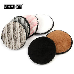 Natural cleaNiNg spoNges online shopping - DROP ship MAANGE Makeup Removal Sponge Flutter Wash Cleaning Cotton Flapping Reusable Wet Sponge Face Puff Soft Natural Cleanser Tools