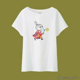 $enCountryForm.capitalKeyWord Australia - O-NeFashion x Moomin 2019 T-Shirt Masaru Fashion UT Little My Graphic Tee White 414508