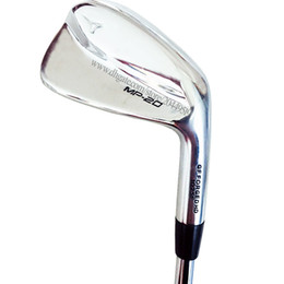 Men New Golf clubs MP-20 irons Set 4-9 P G Clubs irons Stee shaft R or S Golf shaft Free shipping on Sale