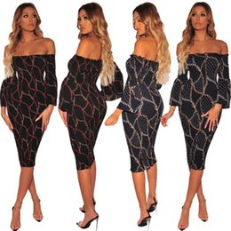 2cc38ddf9 mid calf winter dresses 2019 - women long sleeve winter dress designer  Mid-Calf one