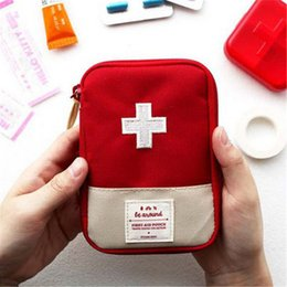 Gear Doors Australia - OutdoorEmergency Medical Kit Survival bag Wrap Gear Hunt Travel Bag small kit SN-20