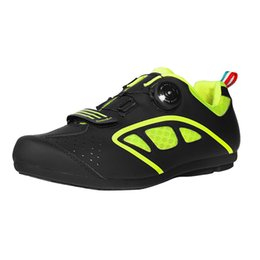 $enCountryForm.capitalKeyWord Australia - Hot Sale Cycling Shoes for Men Reflective Road Bicycle Shoes Anti Slip Mountain Bike Breathable Sneakers Sportwear