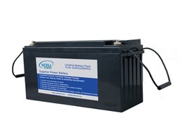 $enCountryForm.capitalKeyWord Australia - High Quality 12.8V 200Ah 2.5Kwh LiFePo4 Battery Pack,Rechargeable Lithium Battery For Energy Storage
