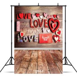 $enCountryForm.capitalKeyWord Australia - SHENGYONGBAO Art Cloth Custom Photography Backdrops Prop Valentine's day Theme Photography Background 10944