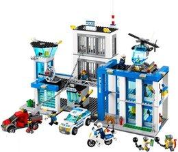 $enCountryForm.capitalKeyWord Australia - Bela 10424 Compatible With City Police Station 60047 Building Block Model Policeman Educational Toys For ChildrenMX190820