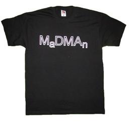 bf46c240 Madman Men's Funny Slogan T-Shirt Cotton Dad Joke Gift Present Christmas  Him Boy Men Women Unisex Fashion tshirt Free Shipping black