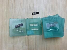 $enCountryForm.capitalKeyWord UK - Newest R-sim 14 RSIM14 R SIM 14 unlock iphone xs max xr IOS12.X iccid perfect unlocking sim sprint AU softbank japan docomo T-mobile LTE