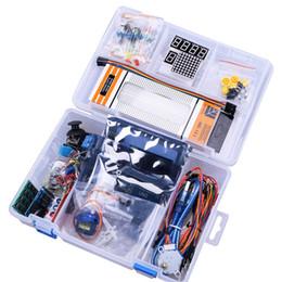 All'ingrosso PIÙ NUOVA Starter Kit RFID per Arduino ONU R3 aggiornata Suite versione di apprendimento con la scatola di vendita al dettaglio in Offerta
